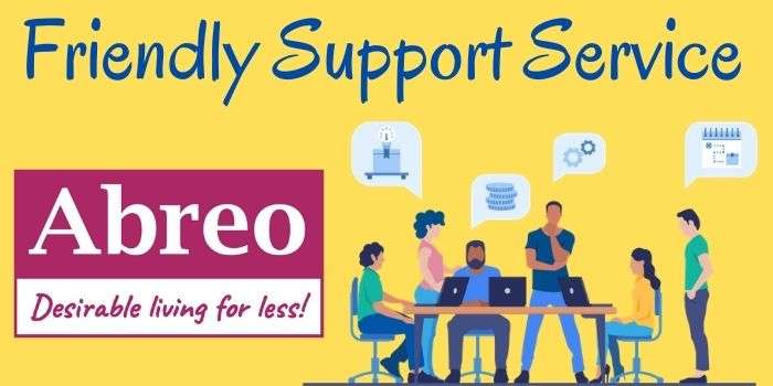 Abreo Support