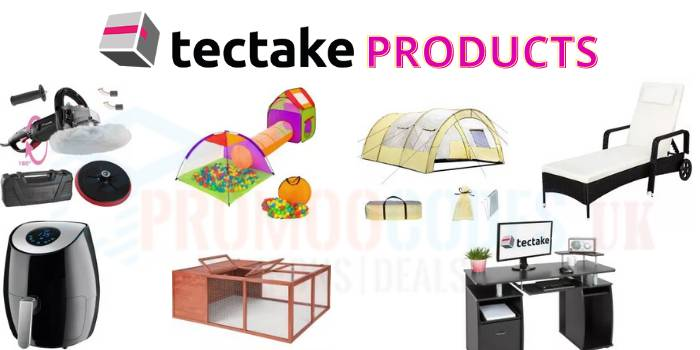 Tectake Products